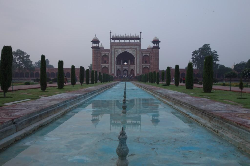 Taj Mahal - DSC00691