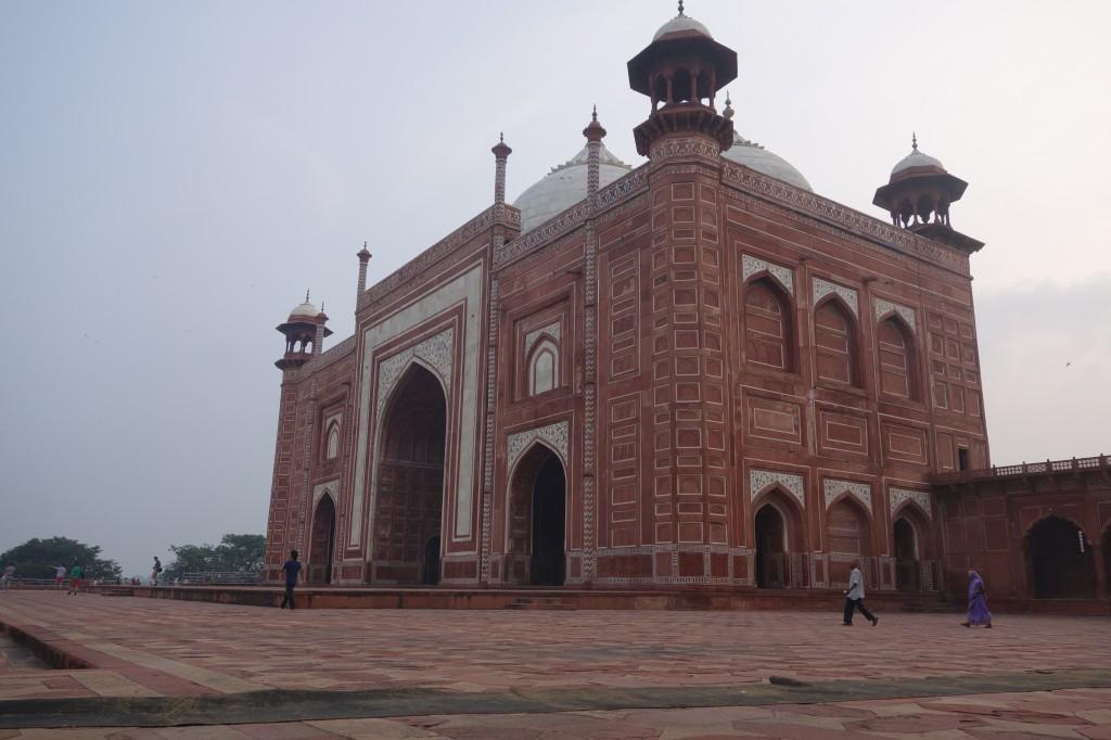Taj Mahal - DSC00708