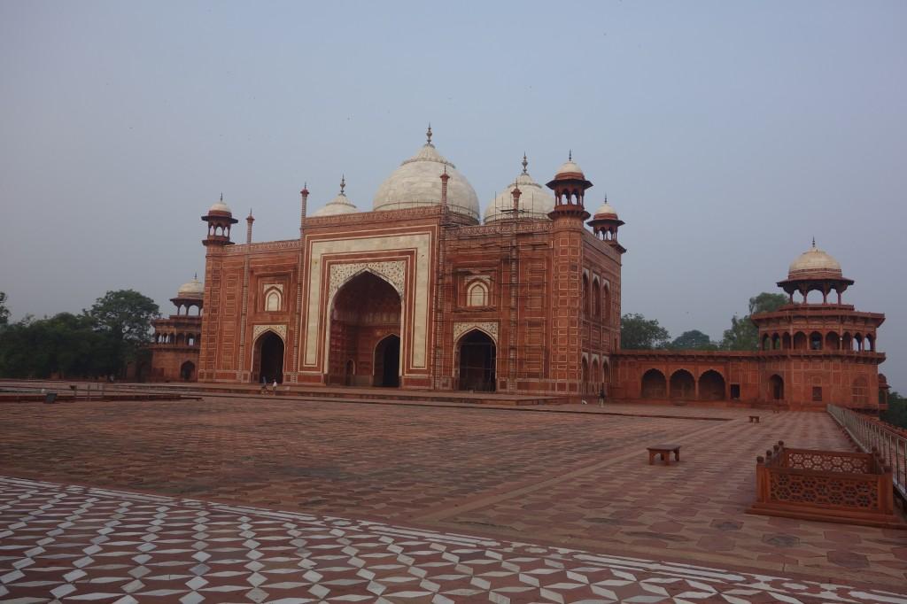 Taj Mahal - DSC00733